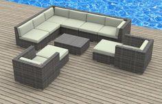 Urban Furnishing – ARUBA 11pc Modern Outdoor « FavoDeals.com