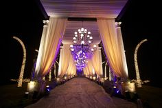 Enticing & welcoming walkway which leads to the world of the 1920's