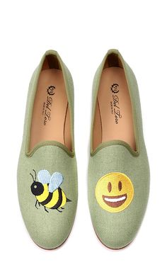 M'O Exclusive #beehappy Loafer by Del Toro for Preorder on Moda Operandi