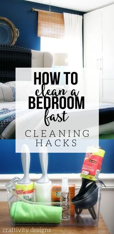 Clean One Bedroom Fast + 3 Cleaning Hacks - DIYs Crafts & Recipes -. Clean On .Clean One Bedroom Fast + 3 Cleaning Hacks - DIYs Crafts & Recipes -. Clean One Bedroom Fast +