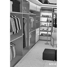 Closet #pretoebranco