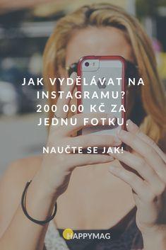 Jak vydělávat na Instagramu? Není to tak složité, jak to vypadá. Podívejte se na návod, jak vybudovat velké množství followerů a zpeněžit svůj profil. #instagram #jakvydelavat #tipynainstagram
