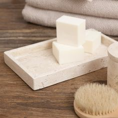 Use this large Verona tray for storing bathroom accessories, jewellery and other valuables. Made from travertine and limestone. Shop at Alfresco Emporium! Travertine, Verona, Bathroom Accessories, Tray, Budget, Decor, Bath, Bathroom Fixtures, Trays