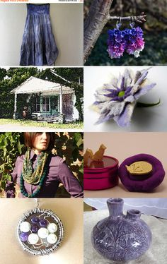 Purple Passion by Pamela Price on Etsy--Pinned with TreasuryPin.com