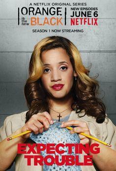 #OrangeIsTheNewBlack Season two   Netflix