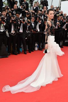 The Cannes Film Festival 2014: Best Dressed Day 1 | Vanity Fair