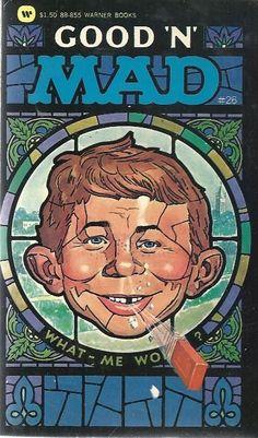 Alfred E Neuman, American Humor, Mad Magazine, Magazine Covers, Cartoon Books, Cartoon Art, Mad World, You Mad, Magazine Articles