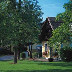 Feriendorf Pannonia / Holiday Village Pannonia, Burgenland, Austria Welcome Decor, 4 Star Hotels, Front Desk, Car Parking, Austria, Cabin, House Styles, Wi Fi, Beautiful