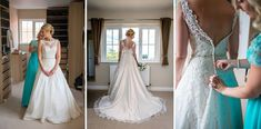 "Vicky Gilmour: ""I just want to say a massive thank you for my beautiful wedding dress; I was so pleased with it. I couldn't recommend you enough!"" (Photographs by Nigel Read Photography) Real Weddings, Photographs, Bride, Wedding Dresses, Shopping, Beautiful, Fashion, Wedding Bride, Bride Dresses"