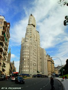 Buenos Aires nº 007 - KAVANAGH II ! through the eyes of npecanhuk