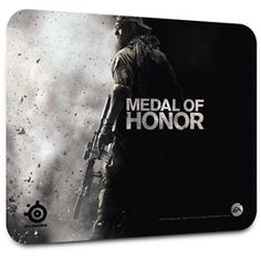Steel Series QcK Medal of Honor Warrior Edition Mousepad