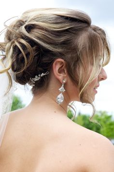 Wedding Hairstyles & Updos Pictures | Perfect Wedding Guide