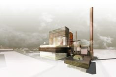 Biomass Renewable Energy Plants / Gordon Murray Architects | ArchDaily