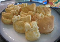 Waffles made with mochiko for a mochi chew.