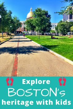 How to get your kid excited about Boston's heritage Adventure Awaits, Adventure Travel, Travel With Kids, Family Travel, Boston With Kids, Best Family Vacation Destinations, Boston Usa, Freedom Trail, Take The Opportunity