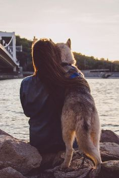 Someday I'll get a dog, and travel the world.