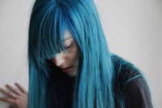 I want her color hair
