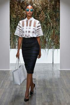Fierce fashion by Kimora Lee Simmons SS17 photography