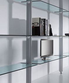 Meet all your glass and shelving needs by periodically ordering custom glass shelving kits. Glass shelves are great for entertainment centers, corner shelving and bathroom organization.