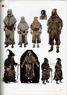 Dark Souls - Design Works | Artbook: