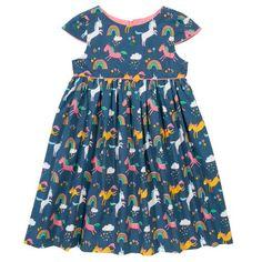 34cbf8d4f7 Kite Girls Unicorn Party Dress - £33.99 - A great range of Kite Girls  Unicorn