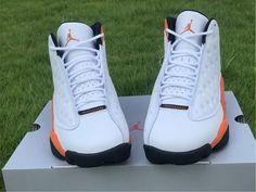 2021 New Air Jordan 13 Retro Black 'Starfish' Pre-order Jordan 13 Shoes, Cheap Air, Kinds Of Shoes, Air Jordans, Sneakers Nike, Retro, Leather, Men, Air Jordan
