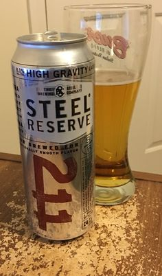 BeerVenture #226 VBW - Steel Reserve 211 Beer Review