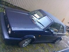 1984 Volkswagen Golf Cabrio Gti Blue - http://www.vwgticarsforsale.com/1984-volkswagen-golf-cabrio-gti-blue-2/