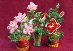tree, wood bonsai, flower, beadstree beads garden