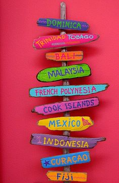 I like this idea for our tiki bar! Love this cute beach sign! - Click the link to see the newly released collections for amazing beach bikinis! Bares Tiki, Bali, Driftwood Signs, Driftwood Fish, Tiki Bars, Thinking Day, Wishful Thinking, Beach Signs, Pool Signs