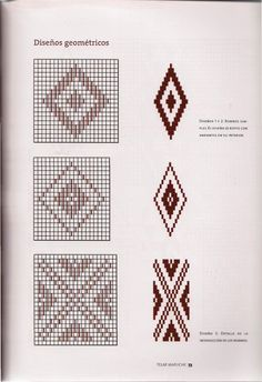 Inkle Weaving Patterns, Swedish Weaving Patterns, Loom Weaving, Tablet Weaving, Hand Weaving, Crochet Wrap Pattern, Native American Patterns, Inkle Loom, Boho Tapestry