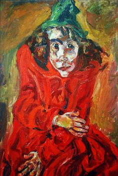Chaim Soutine - Mad Woman by cerdsp, via Flickr