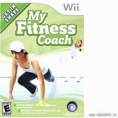 My Fitness Coach - - Like Wii games? Are you sweating to Wii Fit but want to take it a step further? Get in shape with your own virtual personal trainer, Maya, in an accessible, convenient and Wii Fit, Shape Fitness, You Fitness, Fitness Plan, Fitness Games, Cardio Fitness, Lose 5 Pounds, Losing 10 Pounds, 20 Pounds