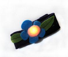 Flower Power color changing LED bracelet