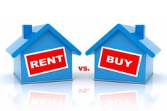 Here's a question: What's better when it comes to buying vs. renting a home? Wondering if it's a good time for you to buy a home? There are many choices to be made and so many options to consider. Most people want to own a home despite the emotional and financial responsibilities. Why is it so special?  To read more visit: http://activerain.com/blogs/robertsonsummer
