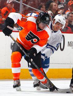 Scott Hartnell, Philadelphia Flyers