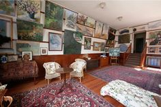 atelier Claude Monet - Giverny