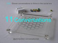 the11-conversations by John Kellden via Slideshare