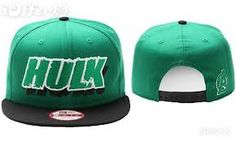 The Avengers Incredible Hulk Snapback