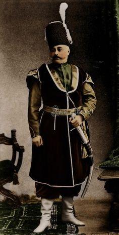 General Norovalytsov coloured  by VelkokneznaMaria on DeviantArt