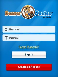 Beaver Quotes Mobile App