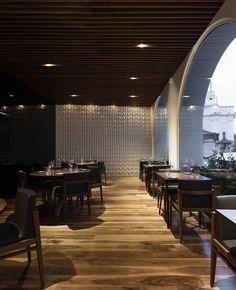 Loco Restaurant,© Fernando Guerra | FG+SG