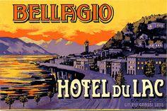 https://flic.kr/p/rbotVb | Sans titre | bellagio hotel du lac italy signed grassi lecco