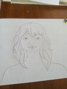#art #artistic #drawing #draw #paper