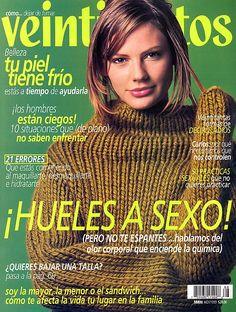 Revista Veintitantos, México, noviembre 1999
