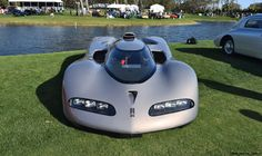 267MPH+1987+Oldsmobile+AeroTech+at+Amelia+Island+Concours+[36+Photos]