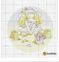 Little Kate - Margaret Sherry Calendar  16-21
