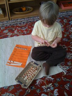 A great natural maths activity