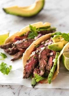 An authentic recipe for Carne Asada, the famous Latin American grilled beef, marinated in a citrusy, garlicky Carne Asada marinade. Carne Asada Marinade, Carne Asada Grilled, Meat Marinade, Steak Marinades, Meat Sauce Recipes, Meat Loaf Recipe Easy, Roast Beef Recipes, Steaks, Recipetin Eats