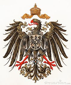 Imperial Coat of arms of German Empire